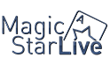 Magic Star Live Casino Logo