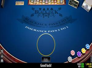 BlackJack Single Pro