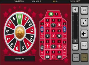 Inbet Games Mini Roulette