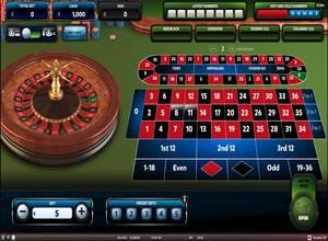 Red Rake Gaming Roulette VIP