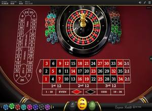 Red Tiger Gaming European Roulette