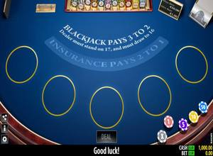 World Match Blackjack Pro