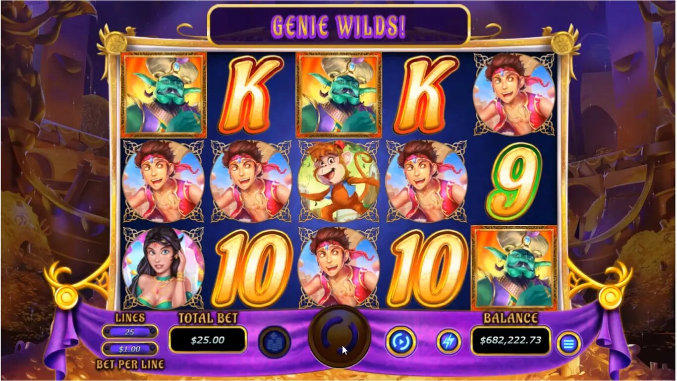5 Wishes Relax Gaming slot online upcoming new March