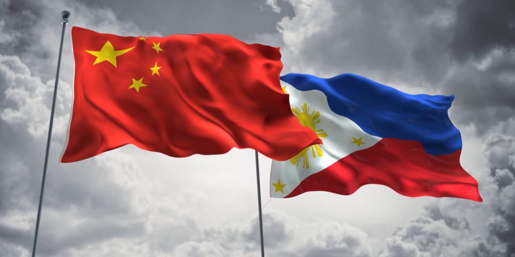 China Philippine gambling ban