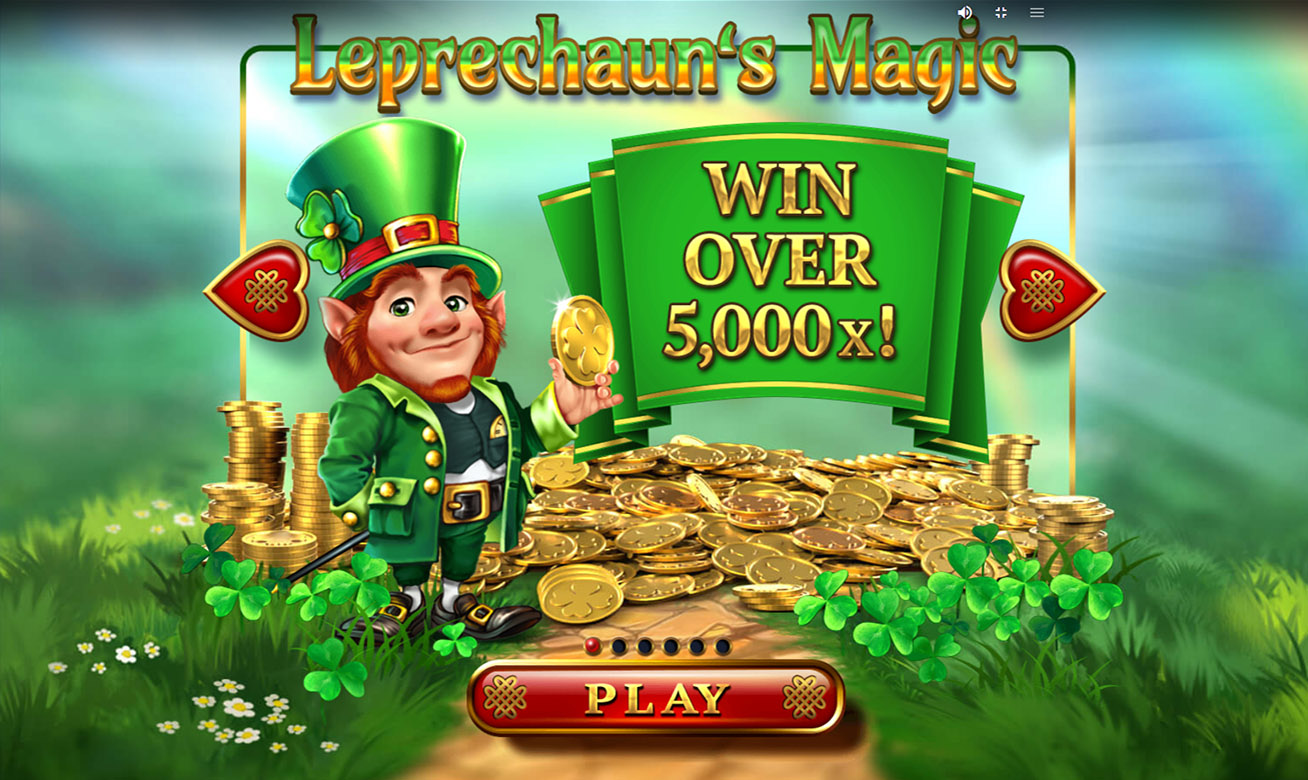 Red Tiger Gaming Launches New Leprechaun's Magic Slot