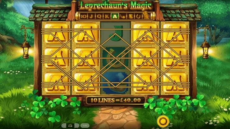 Red Tiger Gaming Launches New Leprechaun's Magic Slot gameplay irish online casino game new