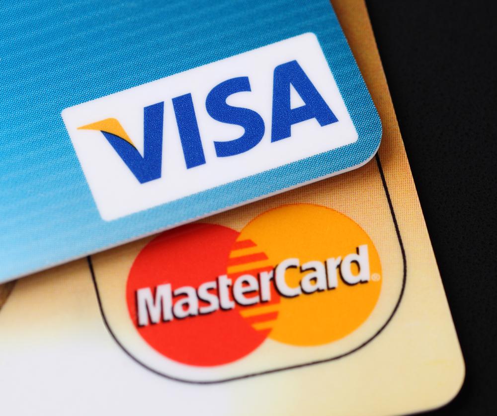 Visa Mastercard online casinos gambling