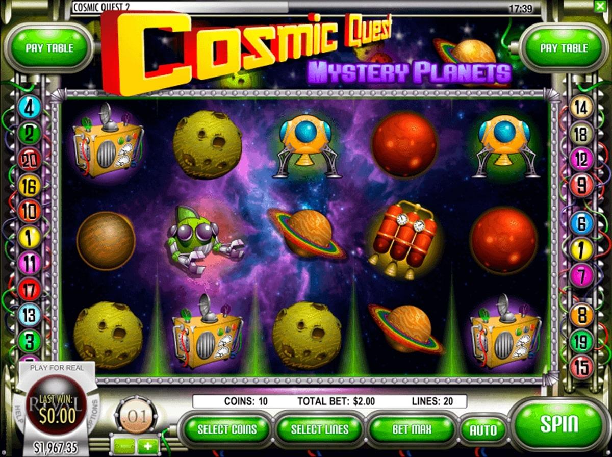 Rival Casino List