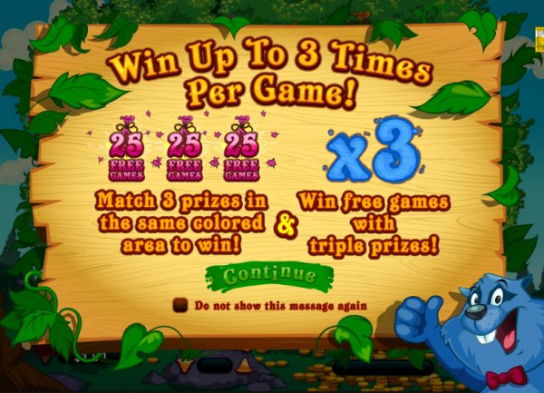 RTG RealTime Gaming Real Time Gaming Treasure Tree other online casino game gameplay main screen