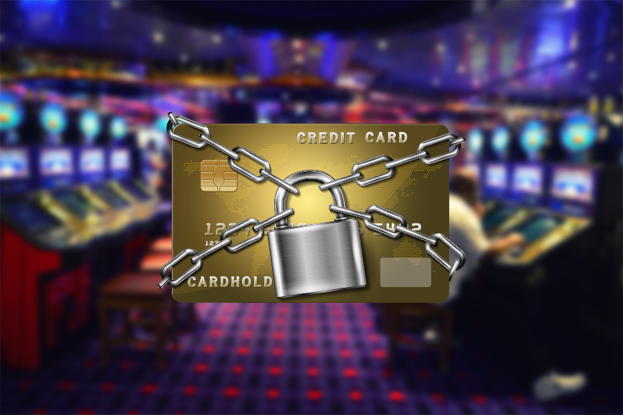 UK credit cards ban casino
